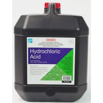 TelChem Hydrochloric Acid 20L