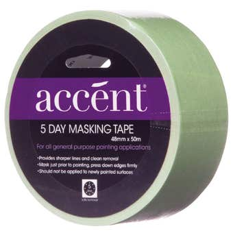 Accent Masking Tape 48mm x 50m