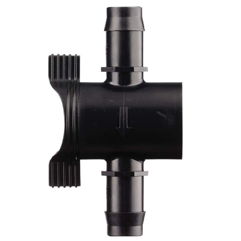 Neta Barb In-Line Valves With O-Rings 19mm