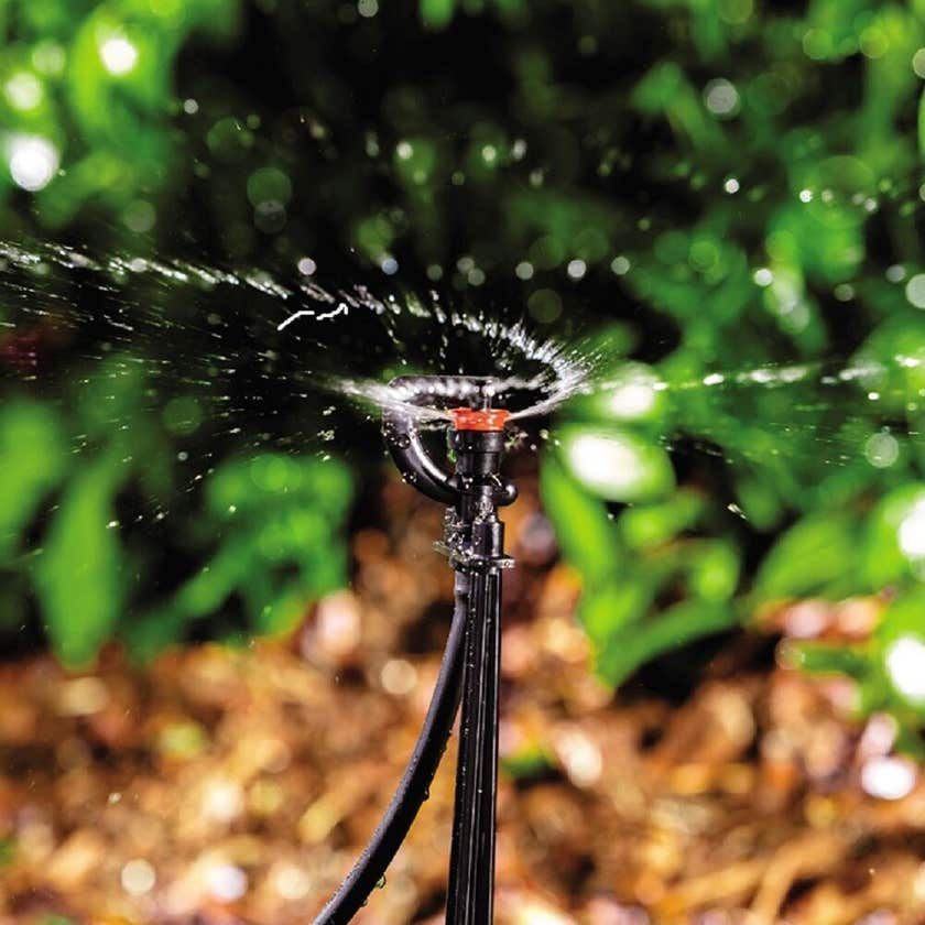 Neta Stake, Tube and 360D Anti-Ant Sprinkler Set Nozzle 1.4mm