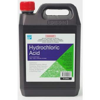 Hydrochloric Acid 5L