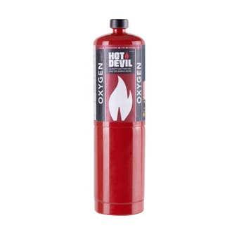 Hot Devil Oxygen Cylinder