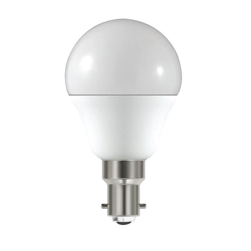 Mirabella LED Fancy Round Globe 5.5W SBC Warm White