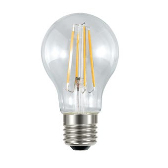 Mirabella LED Filament GLS Globe 4W BC Warm White