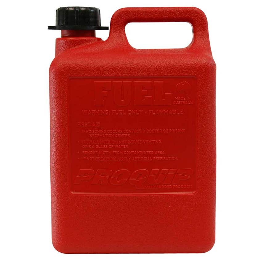 Pro Quip Plastic Jerry Can with View Line 5L
