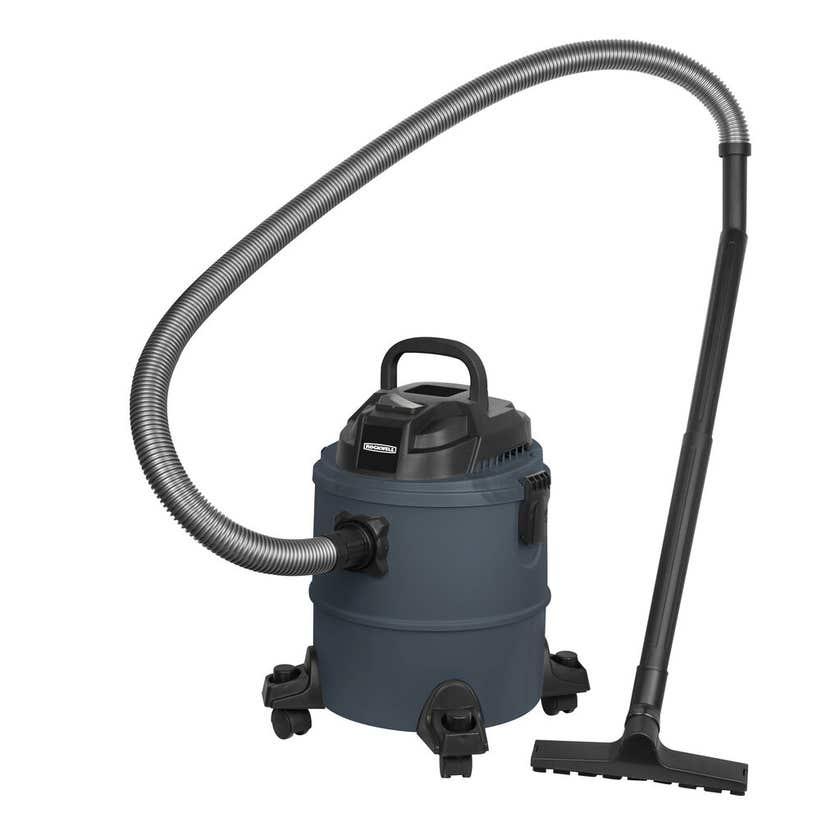 Rockwell 1250W Wet & Dry Vacuum