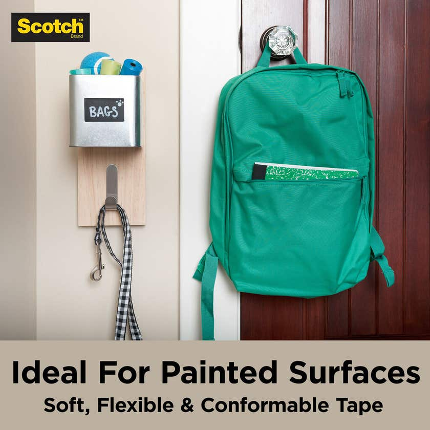 Scotch-Mount Indoor Double-Sided Mounting Tape 254mm x 3.18m