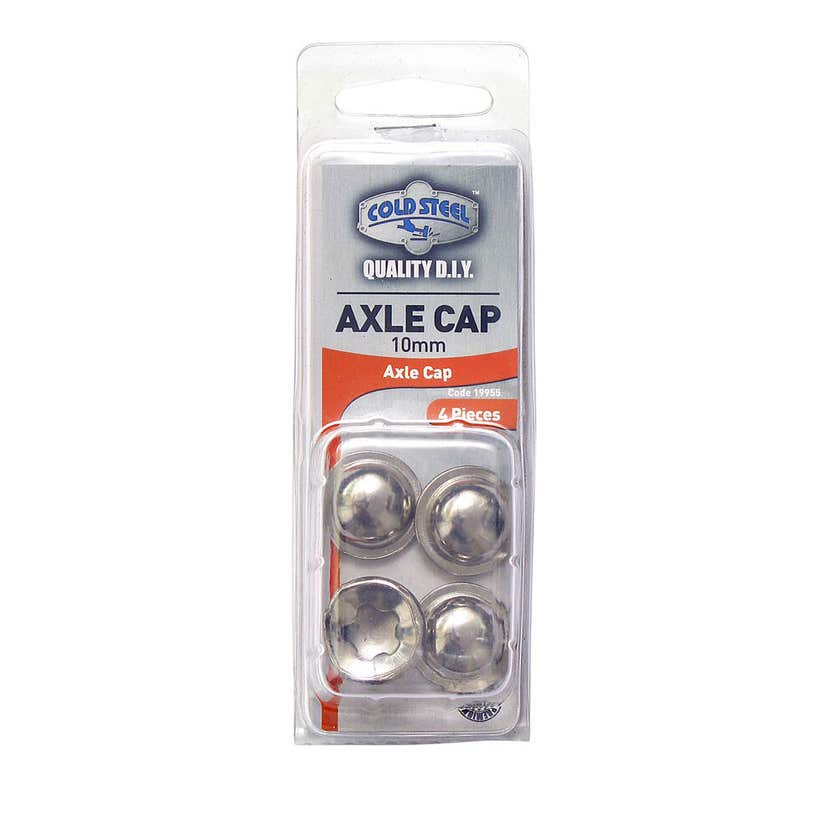 Cold Steel Axle Caps 10mm - 4 Pack