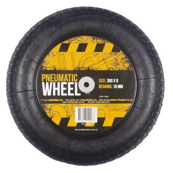 "Blackmax Pneumatic Wheel 300x8 (14.4"")"