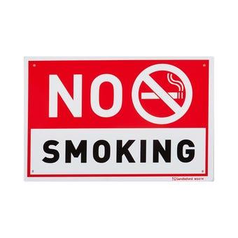 Sandleford No Smoking Sign Medium