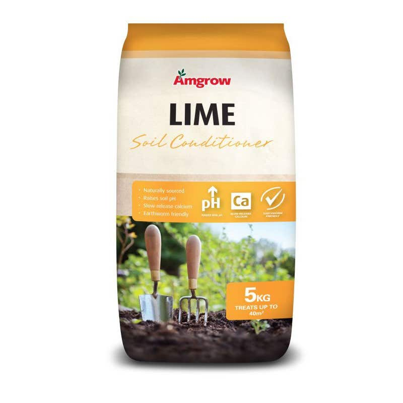 Amgrow Lime Soil Conditioner 5kg