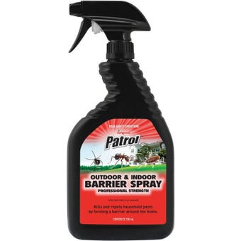 Amgrow Patrol Insecticide Barrier Spray 750ml