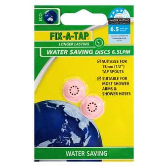 FIX-A-TAP Water Saving Discs 6.5LPM 13mm