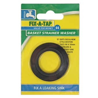 FIX-A-TAP Basket Strainer Washer 90mm x 50mm
