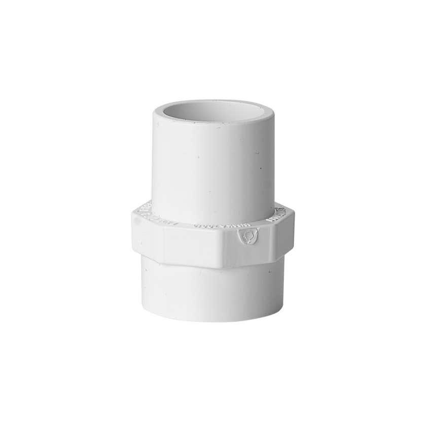 "Holman PVC Pressure Faucet Take Off Adaptor 15mm x 1/2"""