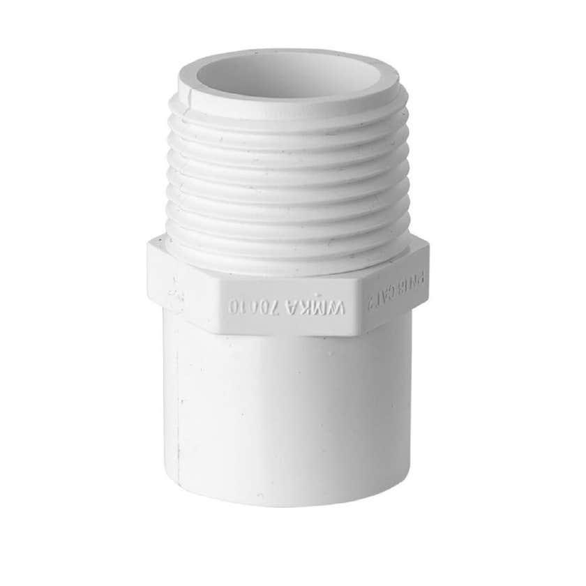 "Holman PVC Pressure Valve Take Off Adaptor 25mm x 1"""