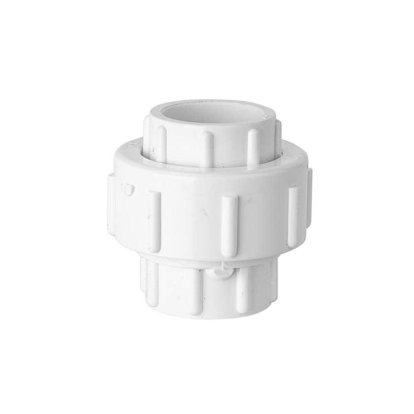 Holman PVC Pressure Barrel Union 20mm