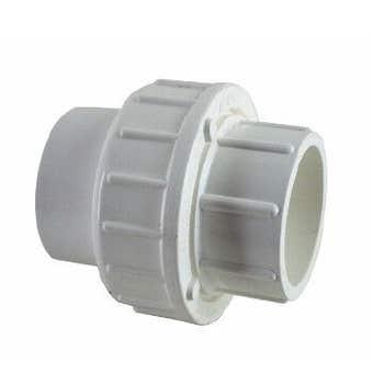 Holman PVC Pressure Barrel Union 50mm