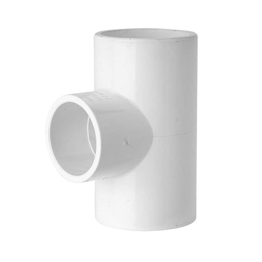 Holman PVC Pressure Reducing Tee 50 x 40mm