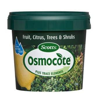 Scotts Osmocote Fruit/Citrus/Trees/Shrubs Fertiliser 700g