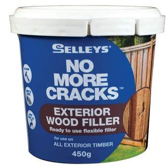 Selleys No More Cracks Exterior Wood Filler 450g