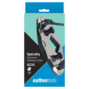 Sutton Tools Diamond Grit Hole Saw Guide
