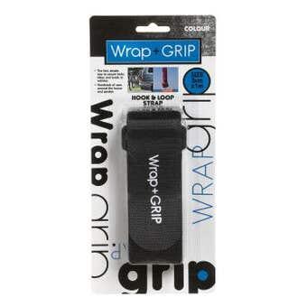 Trio Wrap + Grip Hook & Loop Strap 5cm x 1m