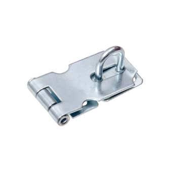 Trio Light Duty Safety Hasp & Staple 75mm