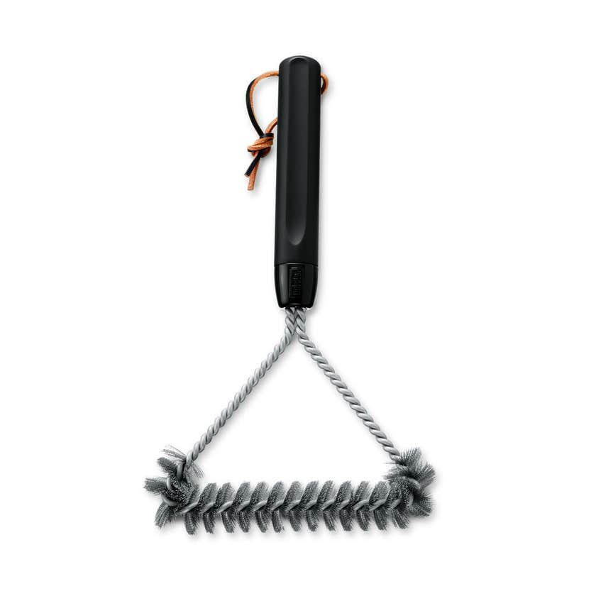 Weber 3 Sided Grill Brush Small