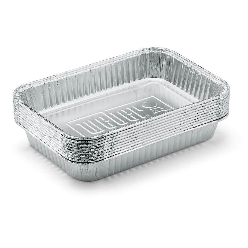 Weber Drip Trays Small - 10 Pack