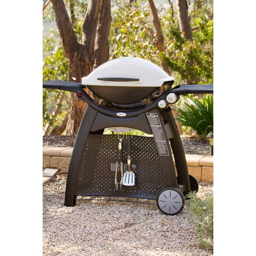 Weber Family Q Natural Gas BBQ Q3100