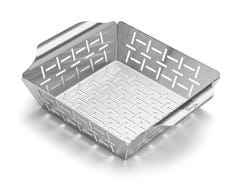 Weber Stainless Steel Grill Basket