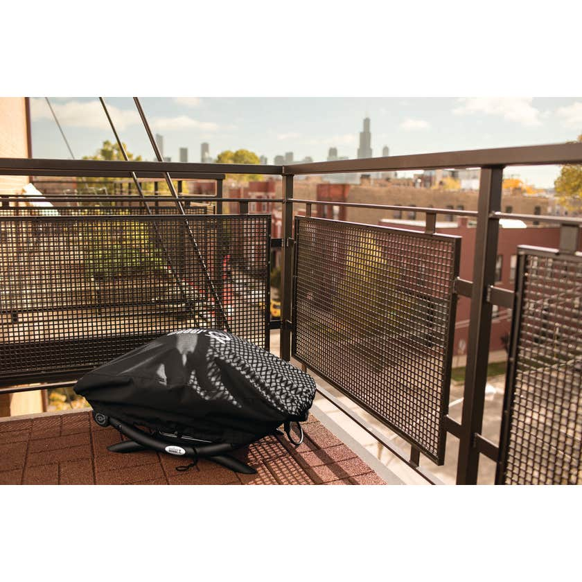 Weber Q Fitted BBQ Cover