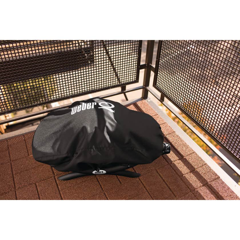 Weber Baby Q Fitted BBQ Cover