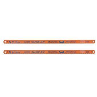 Bahco Bi-Metal Hacksaw Blade 300mm 32 TPI - 2 Pack