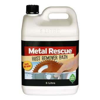 Metal Rescue Rust Remover Bath 5L