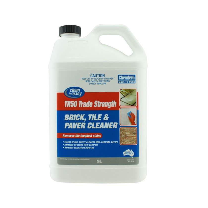 Clean N Easy TR50 Brick & Tile Cleaner 5L