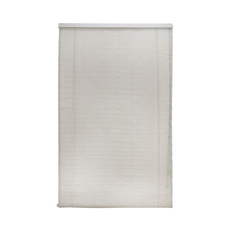Coolaroo Roll Up Blinds River Stone 1.5 x 2.1m