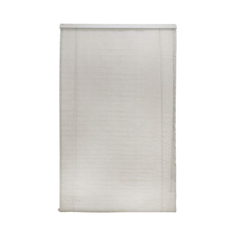 Coolaroo Roll Up Blind River Stone 2.1 x 2.1m