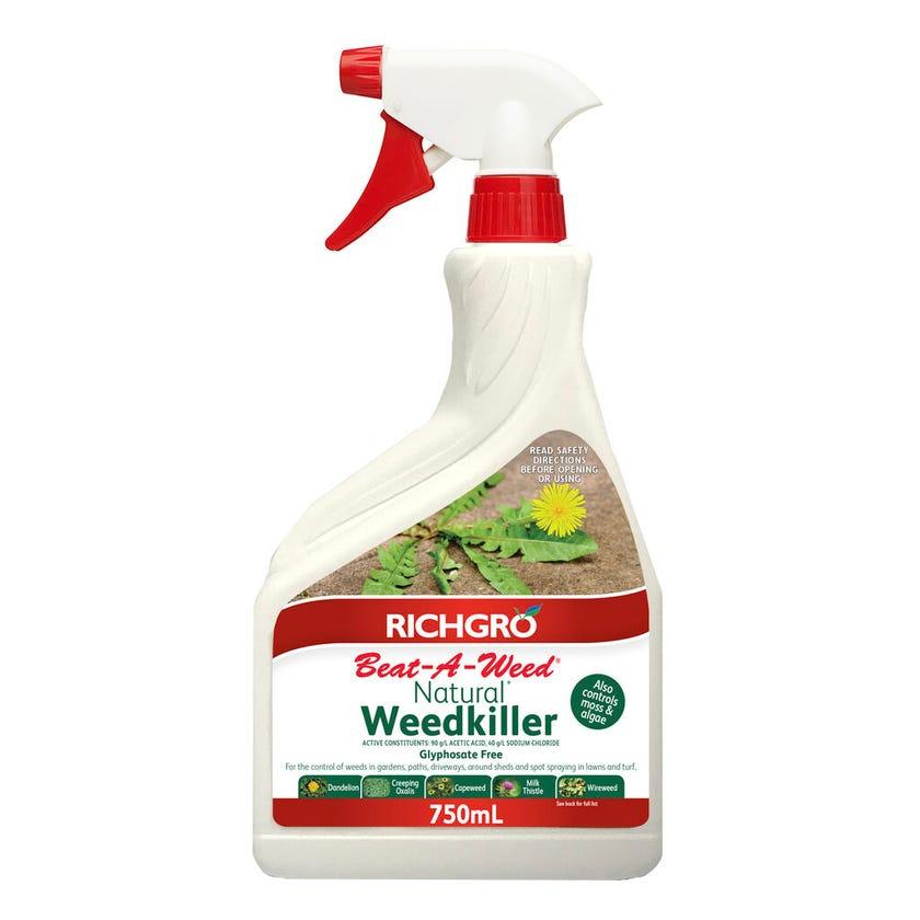 Richgro Beat-A-Weed Natural Weedkiller 750ml