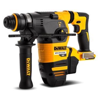 DeWALT 54V FlexVolt XR Brushless 3-Mode SDS Plus Rotary Hammer Drill Skin