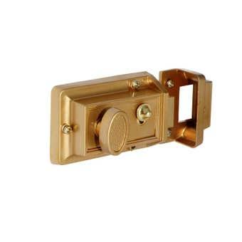 Buy Right Night Latch Rim Brass