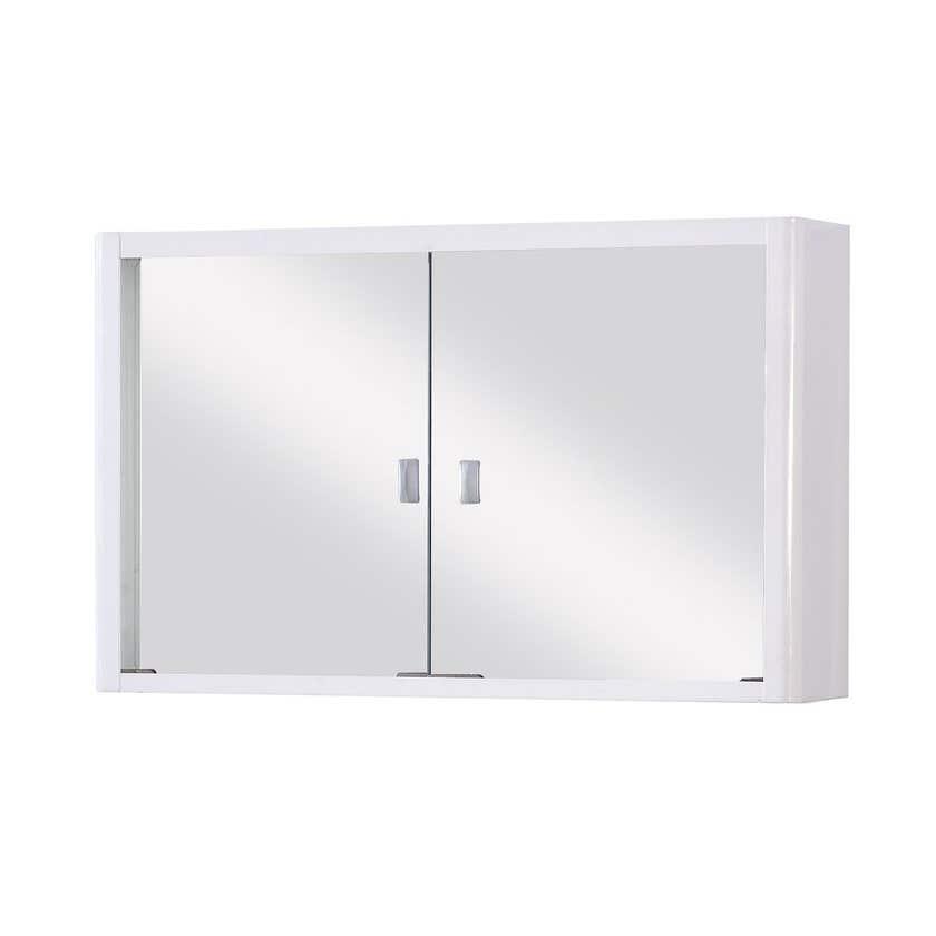 Cartia Metal Mirror Cabinet 765mm