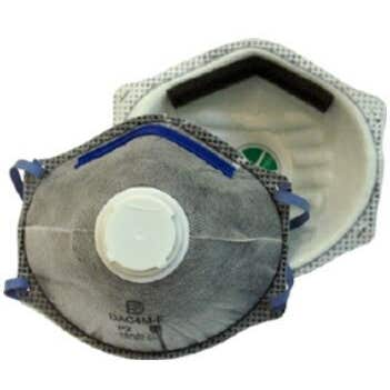 Medalist Dust/Mist/Fumes Mask with Carbon Filter - 2 Pack