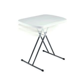 Lifetime Light Commercial Personal Blow Mould Table 66cm