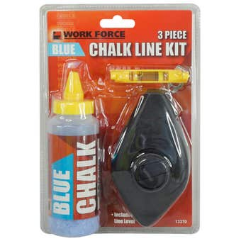 Work Force Chalk Line Kit 30m