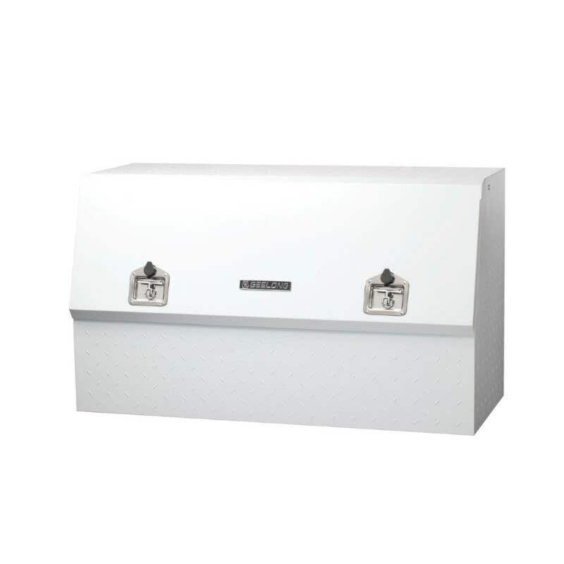 Storage Geelong Upright Ute Box White 1200mm