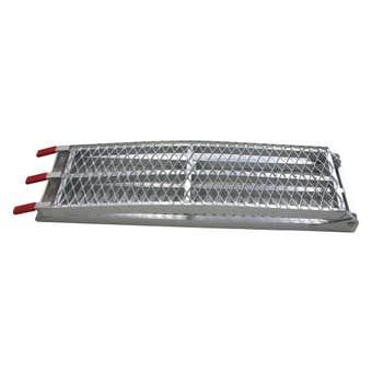 Hardcase Arched Loading Ramp Aluminium 340kg