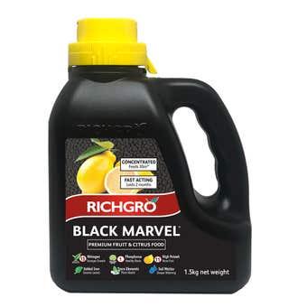 Richgro Black Marvel Fruit & Citrus Food 1.5kg