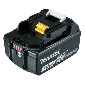 Makita 18V 3.0Ah Battery with Fuel Gauge